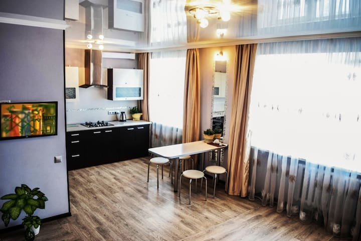 2-комнатная VIP-квартира. Wi-fi,отчетные документы