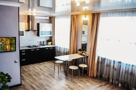 2-комнатная VIP-квартира. Wi-fi,отчетные документы - Mogilev - Apartment
