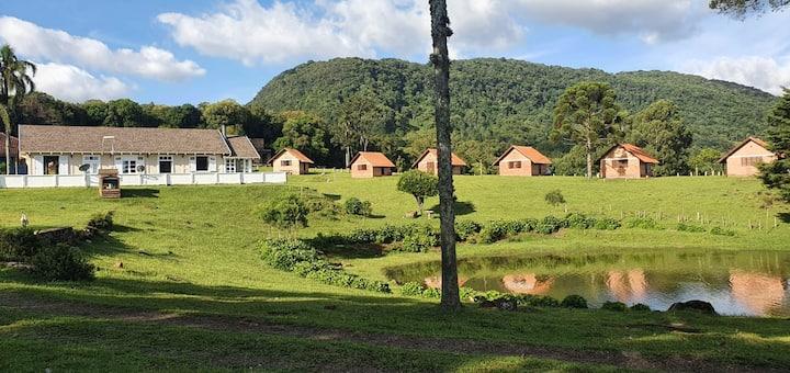 Cabana MaJú, Uma experiencia única e inesquecível.