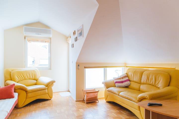 Omis loft apartment