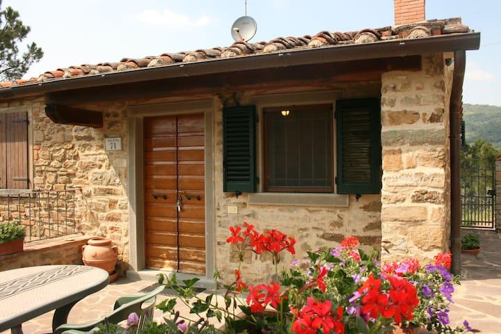 ' LA MONTANINA' House - castiglion fiorentino