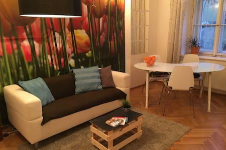 Prague Paradise Cosy Apartment - Praha - Leilighet