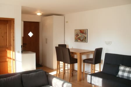1 Zimmer Apartment max. 4 Pers. - Obergriesbach - Byt