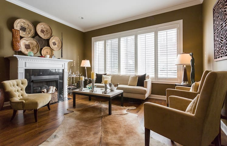 Luxury River West Townhome with garage