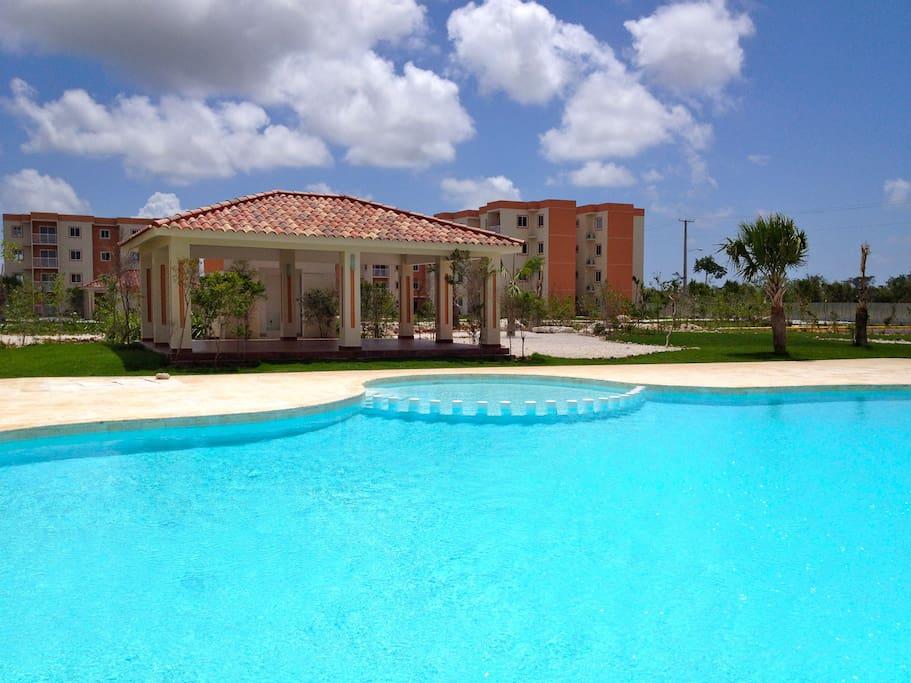 Serena Village Pool