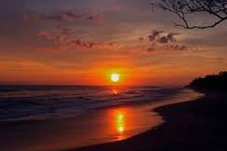 Playa negra ,2brs appart, A|C,wifi - Los Pargos - Lejlighed