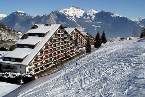 Apartment in Residence Les Cretes, Torgon, CH.