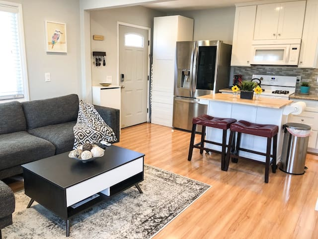 Fully facilitated 1BR stay + perfect location