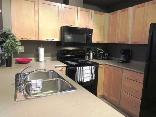 Great One Bedroom Apartment in Clareview Courts