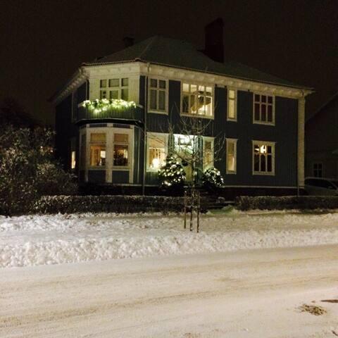Elegant house close to Gothenburg