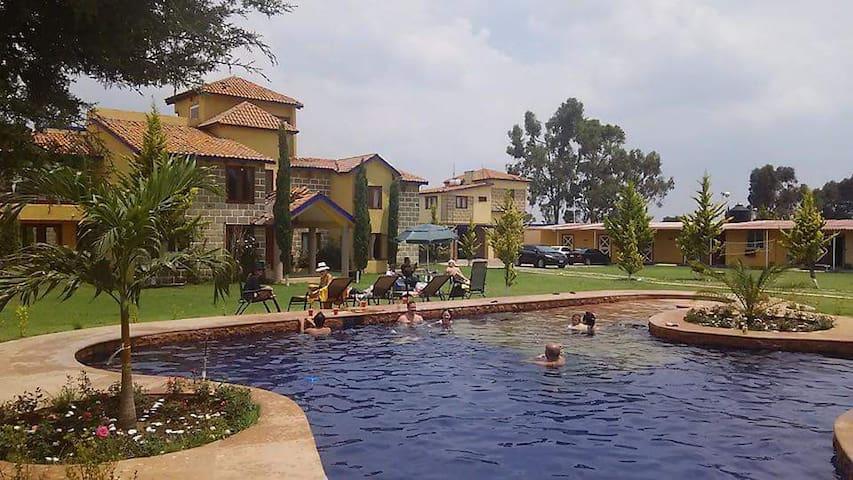 RANCHO LOS PIÑONES - Sabino - Ev