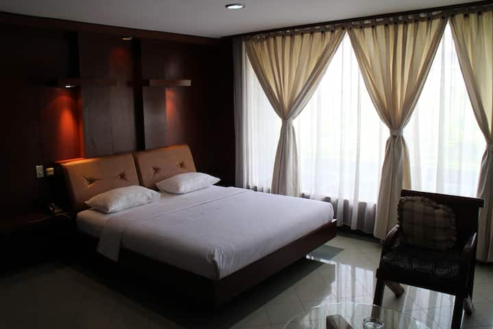 Exotic Studio Room in Kuta (204)