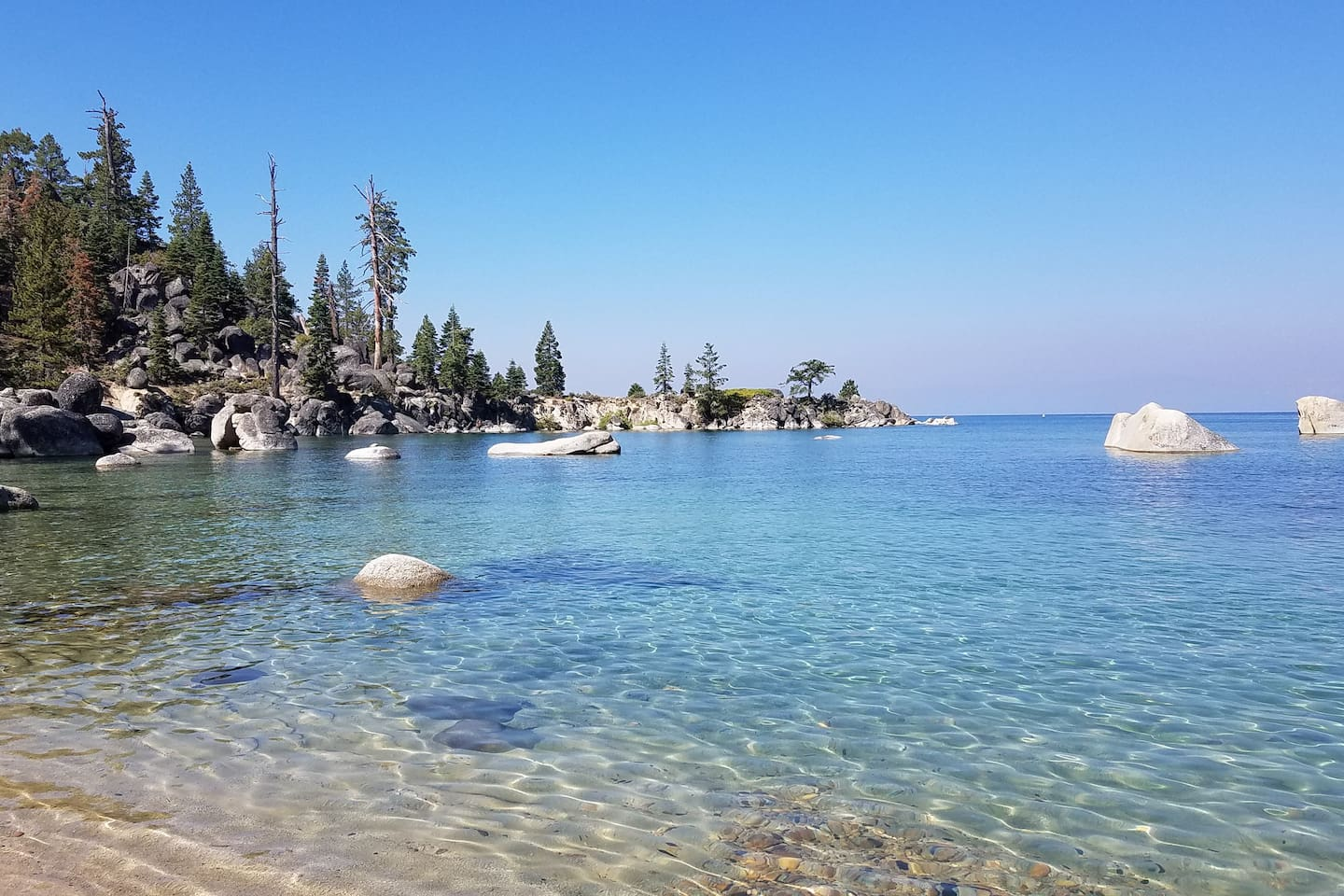 Spring and Summer in North Lake Tahoe are the incredible! Hike to Whale Beach / Secret Cove (nude) Beach
