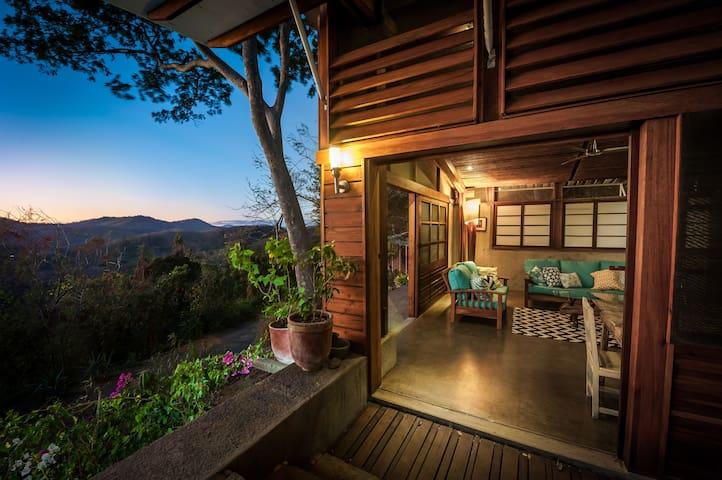 Casa Selva - The True Jungle House! - San Juan del Sur