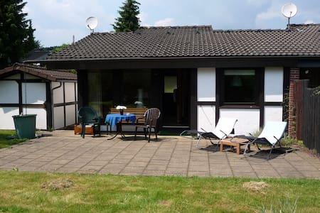 Ferienhaus am Listersee, Sauerland - Casa