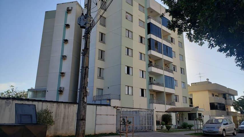 Apartamento Inteiro 3  Quartos Com Suite - Goiânia
