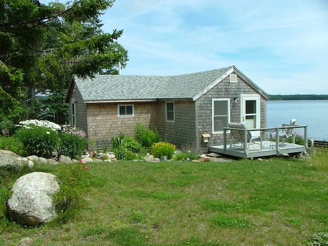 Cutest Cottage on Downeast Coast