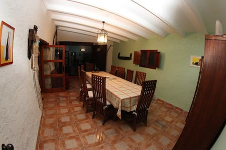 House - 35 km from the beach - Rossell (Castellón de la Plana) - House - 1