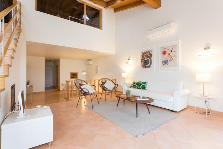 Villa T3 Contemporânea de Design