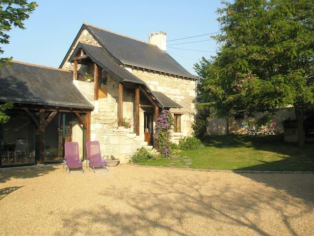 Gîte au Logis des Moulins(2-4 pers) - Brigne