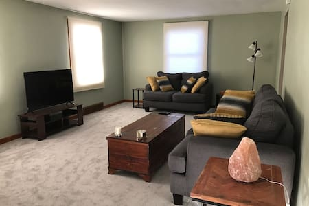 "AWESOME MASTER BEDROOM WITH 49"" TV - Erie"