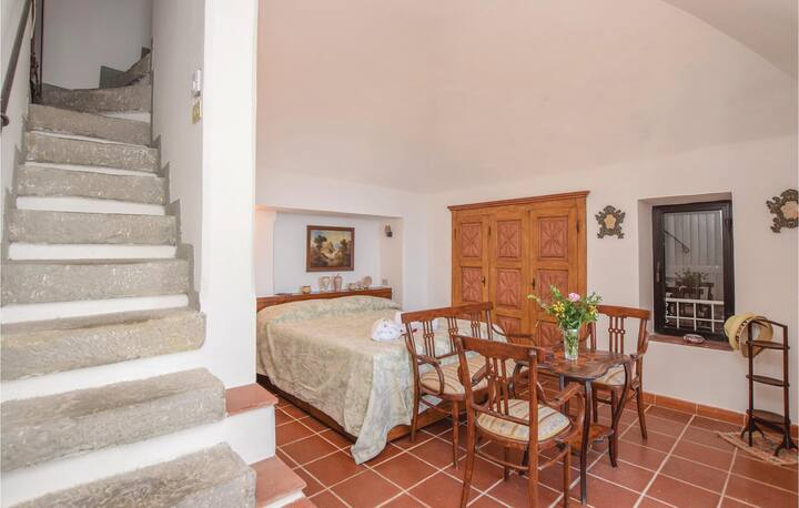 Amazing home in Grimaldi with Outdoor swimming pool, Outdoor swimming pool and 2 Bedrooms