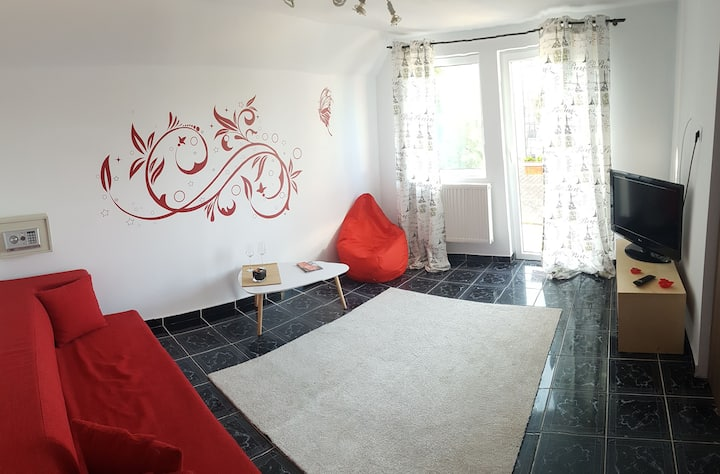 """Youg room - """"My Place in Sibiu"""""""