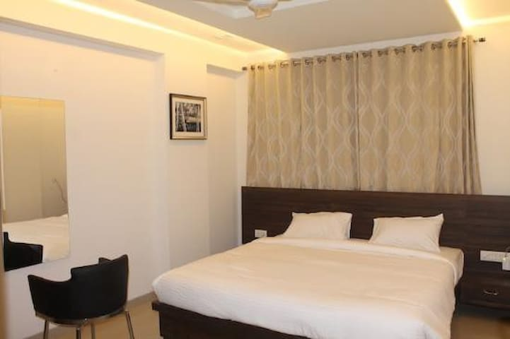 Pvt room near hinjewadi IT hub - Pimpri-Chinchwad - 公寓