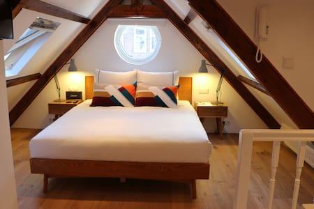 The Albert Room - Beautiful new loft in De Pijp - Amsterdam