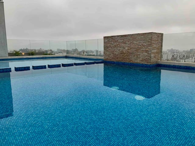 Brand New Lima Apartment, Inauguration Nov 15!