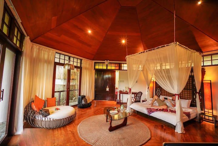 Quiet Boracay Villa for Couples & Wellness Seekers