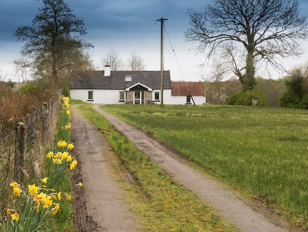 Peaceful Country Cottage - Keadew - Rumah