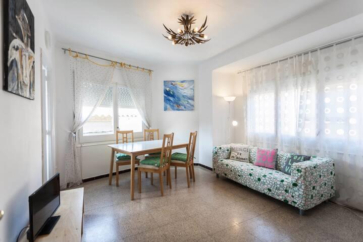 Acollidor apartament a Sant Feliu de Guixols