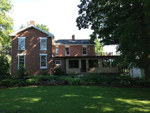 Lovely historic home off I80/90