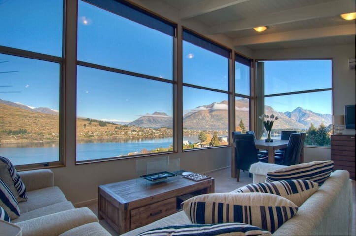 Breathtaking Views - Queenstown - Huis