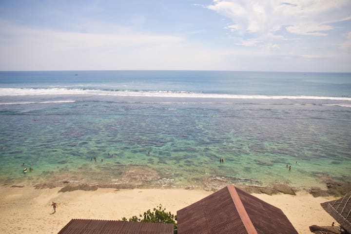 Ocean Front Suite with Private Balcony 3 - Kuta Selatan - Appartement
