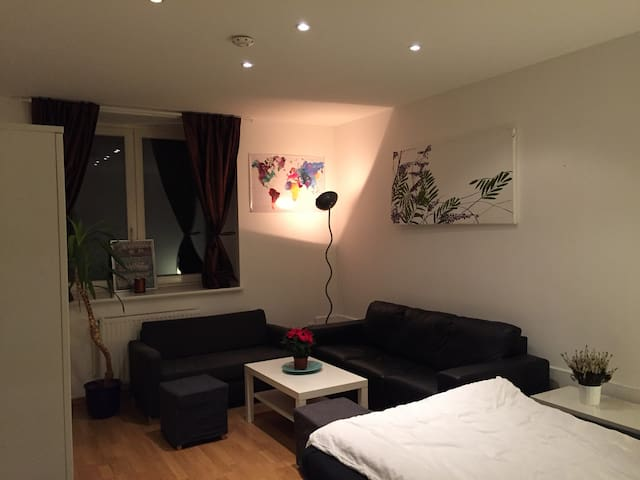 cosy quiet room in Berlin central - Berlin - Lejlighed