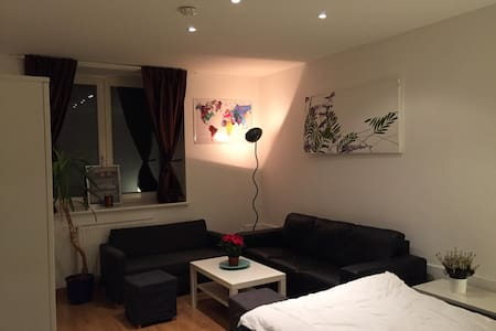 cosy quiet room in Berlin central - 柏林 - 公寓