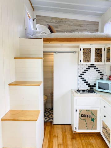 Sugar Magnolia Tiny House