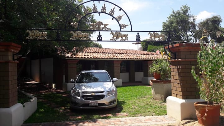 Casa de la abuela Maya 2