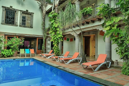 Casa Daniela A true Hacienda-style