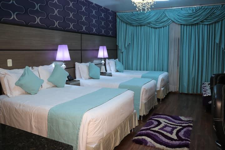 Suite Quadruple Room