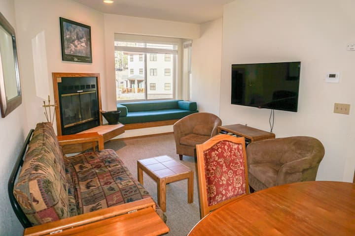 Kirkwood Sun Meadows 4 #211-1 Bdrm - Kirkwood - Appartement