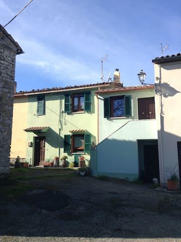 """""""Casa Lory"""" relax e benessere frazione di Sorano"""