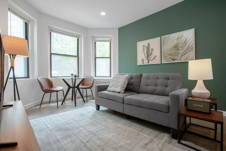 Premium Fenway 1BR, near Longwood & Harvard Medical, by Blueground