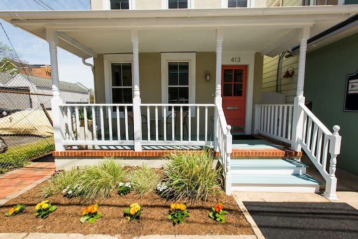 The Port Retreat for Four in Eastport-Annapolis,MD