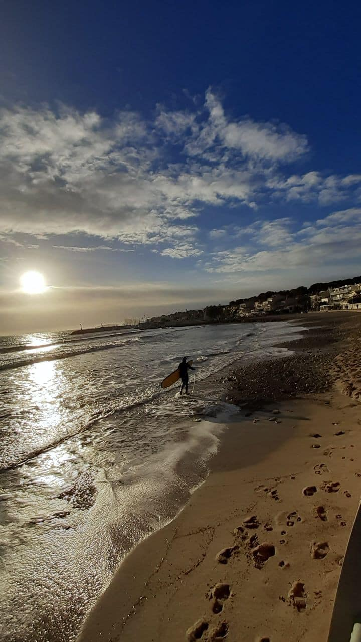 A 10 minutes à pied de la plage