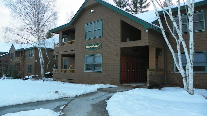 Deer Park Vacation Condo close to Loon Mountain!