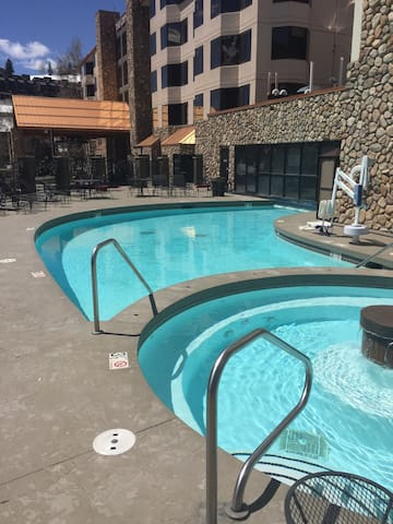 Mt. Crested Butte Slope Side Condo - Crested Butte - Kondominium