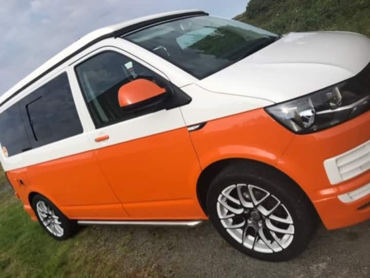 Stylish Campervan, Ready for Adventure!
